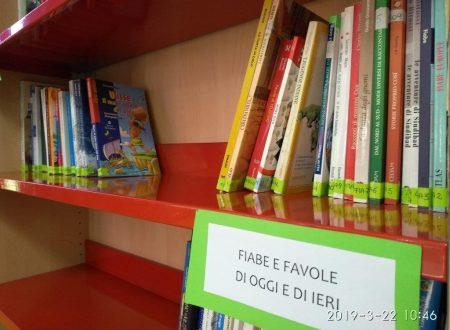 Una nuova biblioteca!