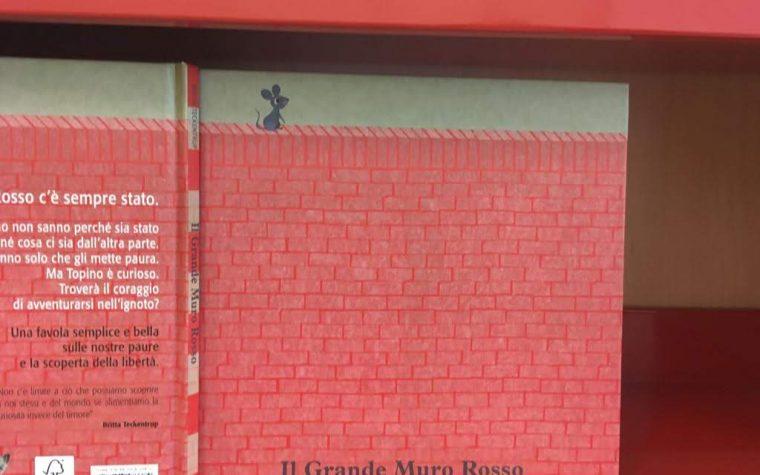 Il Grande Muro Rosso, B. Teckentrup