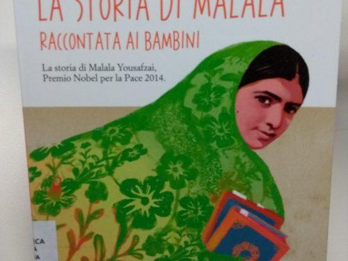 Mazza V., La storia di Malala raccontata ai bambini