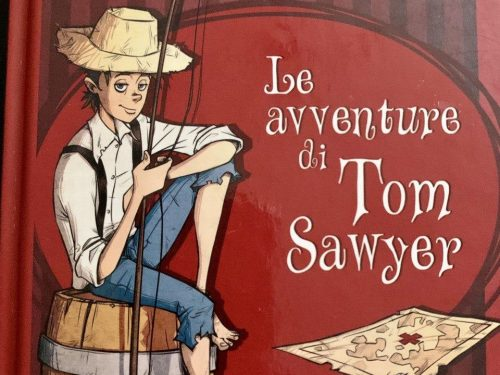 Twain M., Le avventure di Tom Sawyer