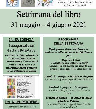 Settimana della lettura all'Infanzia di Vizzolo